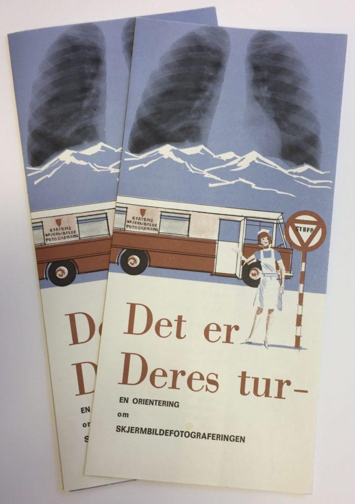 Salangen tuberkulosehjem, Salangen kommune Foto: Arkiv Troms