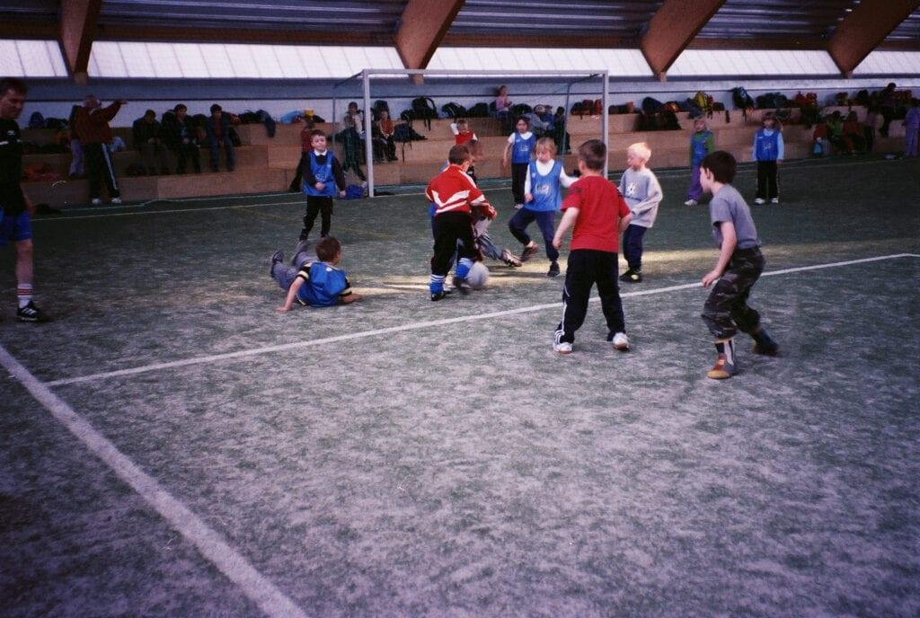 Oksvik skole 2002