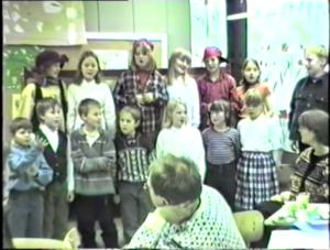 Oksvik skole, Lyngen kommune, 1996